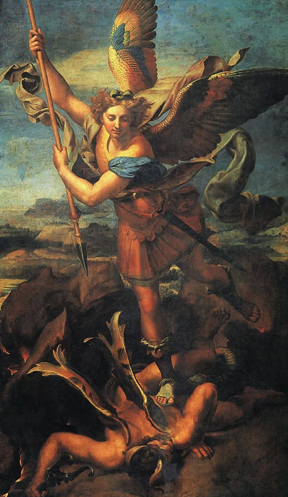 Raffaello - Sacra di San Michele